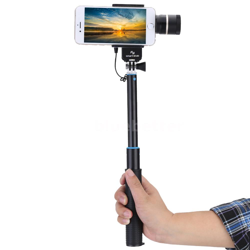 feiyu smartstab selfie stick handheld gimbal stabilizer for all smartphones ge0z ebay. Black Bedroom Furniture Sets. Home Design Ideas