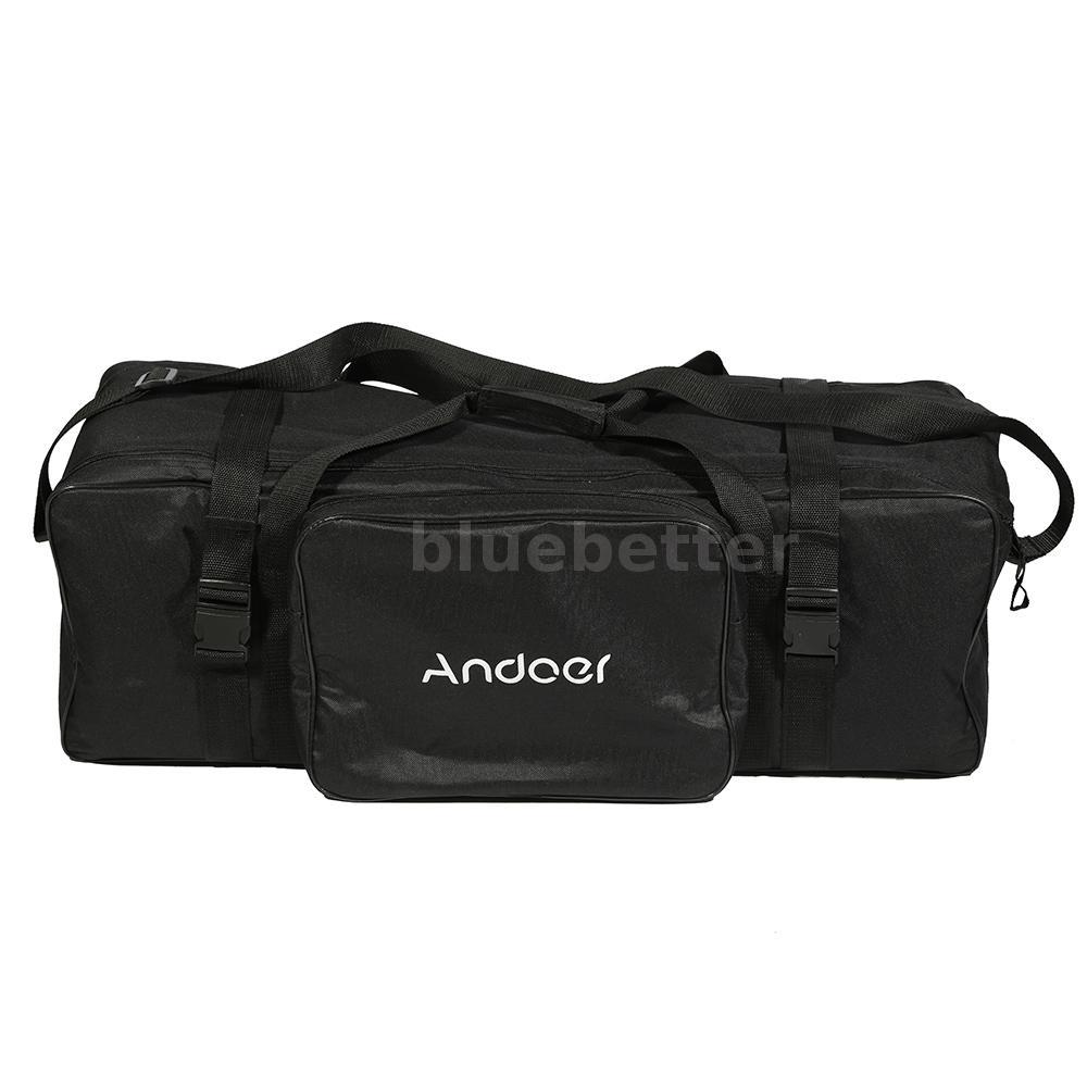 Studio Lighting Carry Case: Heavy-Duty Studio Padded Bag Carrying Case For Umbrella