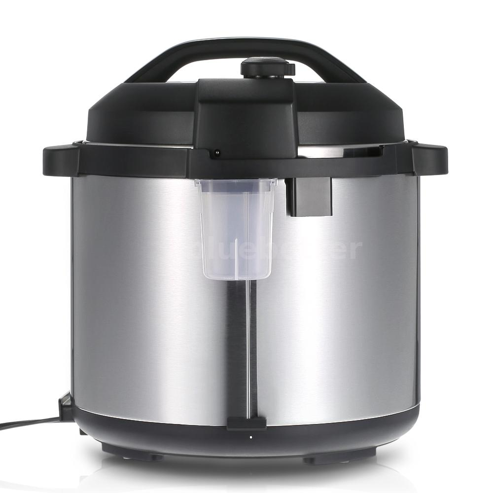 Power Cooker Electric ~ Stainless watt quart electric instant programmable