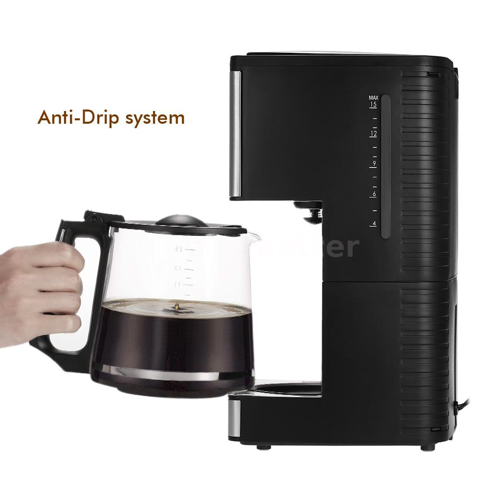 Drip Coffee Maker Features For Delonghi Icm 14011r Homgeek 15