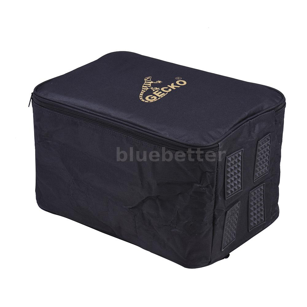 gecko m03 cajon box drum bag backpack case for kids children with straps f4t7 ebay. Black Bedroom Furniture Sets. Home Design Ideas