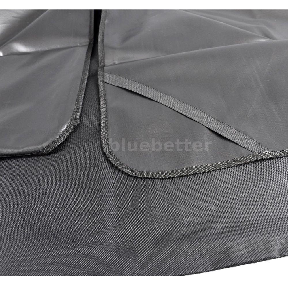 Waterproof Pet Cat Dog Back Car Seat Cover Bench Protector Mat Blanket Black : eBay