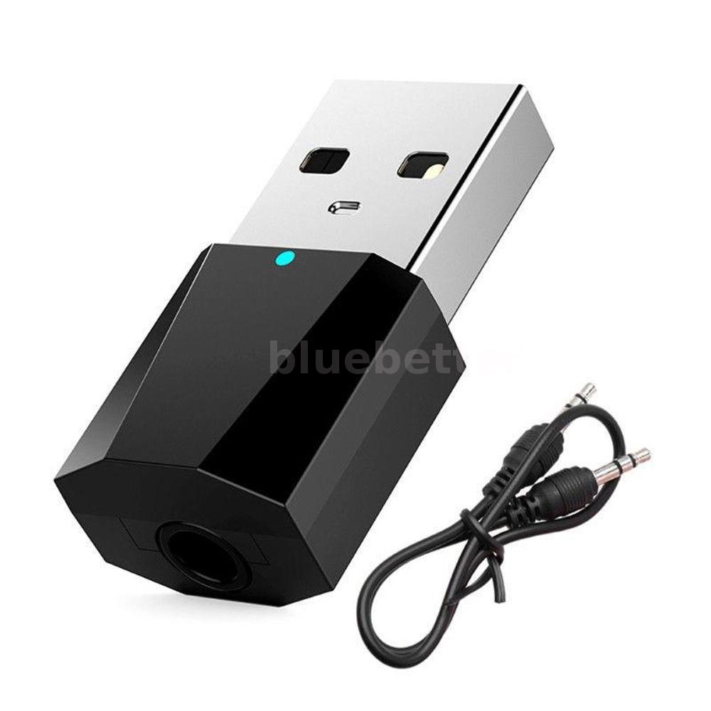 Details about Receiver Wireless Mini Household Audio Music Bluetooth  Adapter Stereo F/PC M8E4