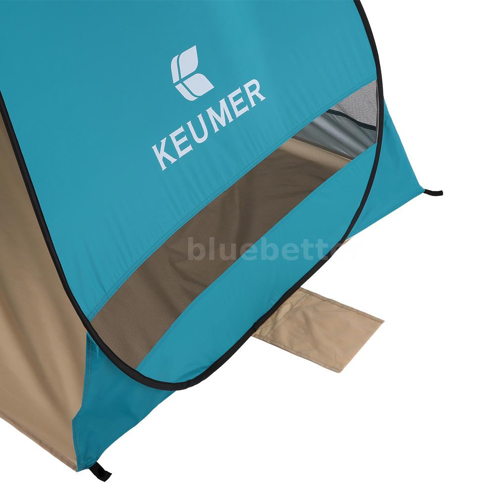 Instant Waterproof Canopy : Portable waterproof instant pop up tent camping beach