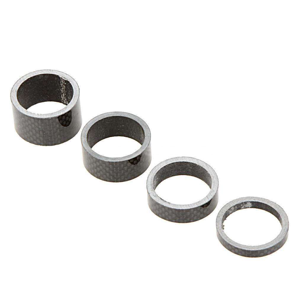 Carbon Fiber Spacers : Pcsbike bicycle cycle carbon fiber washer headset stem