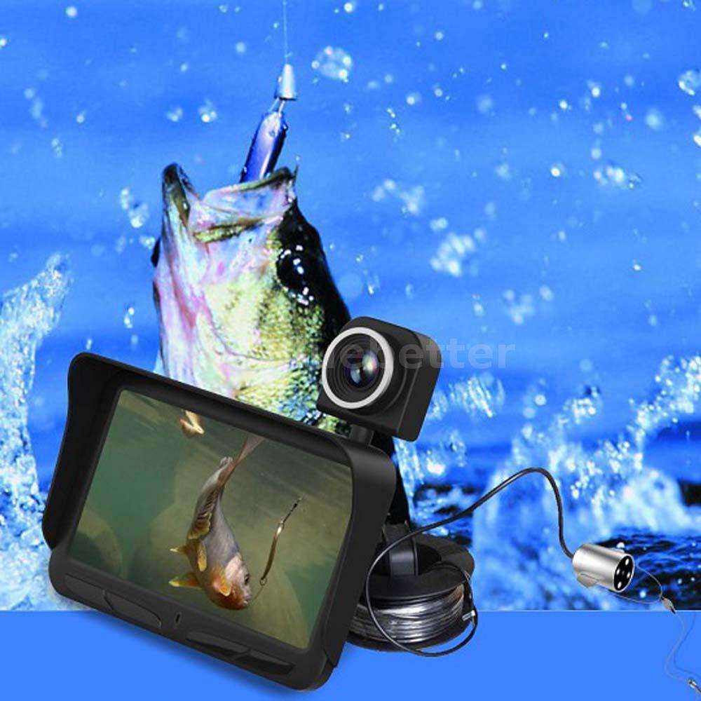 Professional Fish Finder Dvr Video Underwater Fishing